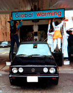 Exxon/Mobil = Global Warming