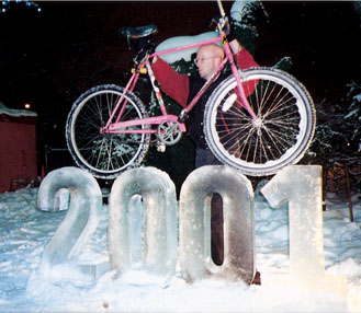 Time's Up! New Year's Eve Party Ride 2001