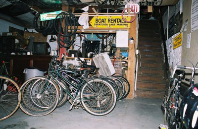 Our Bike Workspace