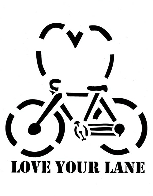 Love Your Lane